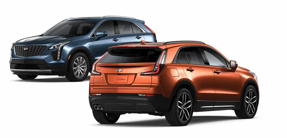 Cadillac XT4 Launch Editions
