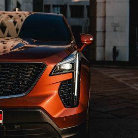 Cadillac XT4 è il SUV compatto con motore turbo diesel 2.0 appositamente progettato in Italia