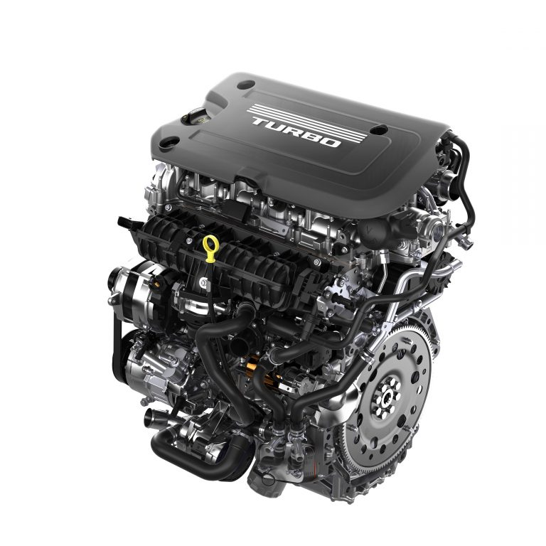 The 2019 XT4 features an all-new 2.0L Turbo engine engineered with industry-leading valvetrain technology to deliver efficient performance and strong power on demand, rated at an SAE-certified 237 horsepower (177 kW) and 258 lb-ft of torque (350 Nm). The XT4 achieves an EPA-estimated 24 mpg city and 30 mpg highway (FWD models).
