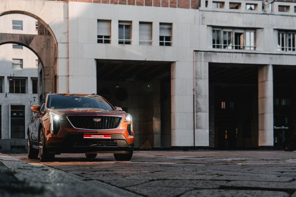 Cadillac XT4 2021