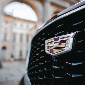 Griglia anteriore Cadillac XT4